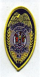 Camden Co. Police Academy Patch (badge patch, small) (NJ)