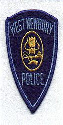 West Newbury Police Patch (cap size) (MA)