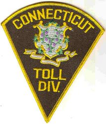 Toll Division Patch (green) (CT)