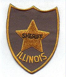 Sheriff: IL, Illinois Sheriff Patch