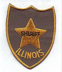 Sheriff: IL, Illinois Sheriff Patch