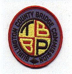 Burlington Co. Bridge Commission Police Patch (without tab) (NJ)