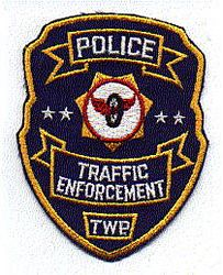 Misc: Traffic Enforcement Twp. Police Patch
