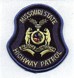State: MO, State Highway Patrol Patch