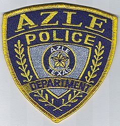 Azle Police Dept. Patch (TX)