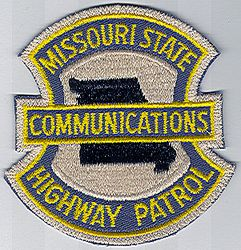 State: MO, State Highway Patrol Communications Patch
