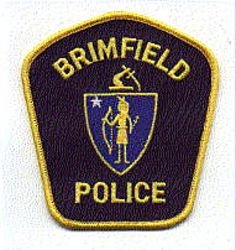 Brimfield Police Patch (plain) (MA)
