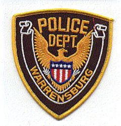 Misc: Warrensburg Police Patch