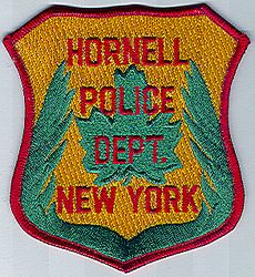 Hornell Police Patch (NY)