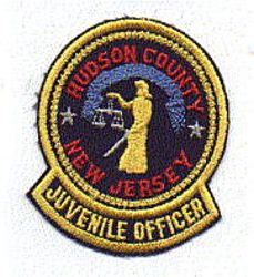 Hudson Co. Juvenile Officer Patch (NJ)