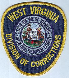 Division of Corrections Patch (WV)