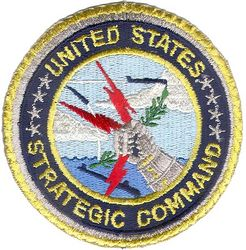 UNITED STATES STRATEGIC COMMAND (LARGE)