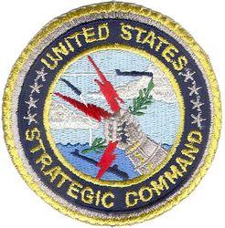 UNITED STATES STRATEGIC COMMAND (LARGE)