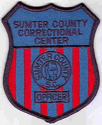 Sumter Co. Correctional Center-Officer Patch (SC)