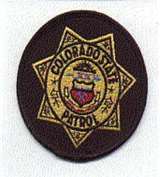 Patrol Patch (badge patch) (CO)