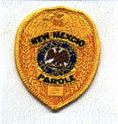 Parole Patch (badge patch) (NM)