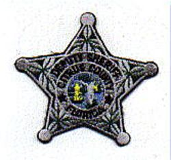 Sheriff: FL, Citrus Co. Deputy Sheriff Patch (badge patch)