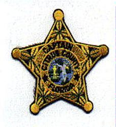 Citrus Co. Captain Patch (badge patch) (FL)