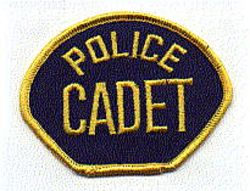 Misc: Police Cadet Patch