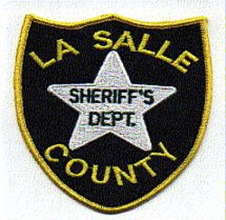 Misc: La Salle Co. Sheriffs Dept. Patch