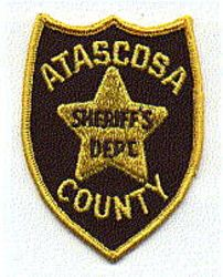 Sheriff: TX. Atascosa Co. Sheriffs Dept. Patch
