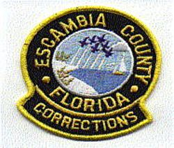 Escambia Co. Corrections Patch (FL)