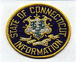 State of Connecticut Information Patch (CT)