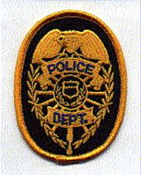 Misc: Police Dept. Patch