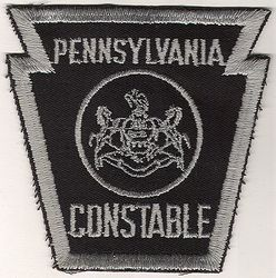 Constable Patch (gray edge) (PA)