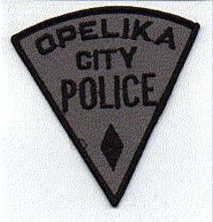 Opelika City SWAT Police Patch (AL)