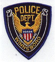 Winnsboro Police Patch (TX)
