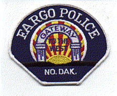 Fargo Gateway To West North Dakota Nd Police Patch Insignia