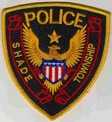 Shade Twp. Police Patch (PA)