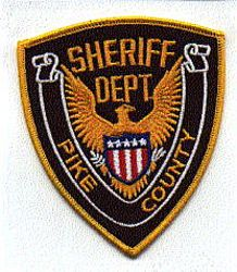 Sheriff: MS, Pike Co. Sheriffs Dept. Patch