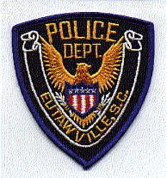 Eutawville Police Patch (SC)