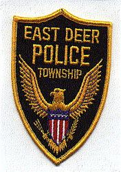 East Deer Twp. Police Patch (PA)