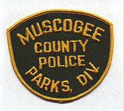 Park: GA, Muscogee Co. Police Parks Div. Patch