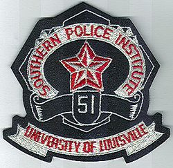 School: KY, Southern Police Institute Univ. of Louisville Patch