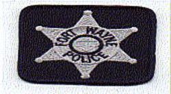 Fort Wayne Police Patch (IN)
