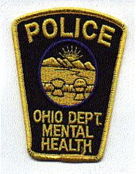 Mental Health Police Patch (OH)