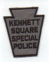 Kennett Square Special Police Patch (PA)