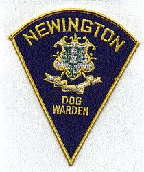 Newington Dog Warden Patch (CT)