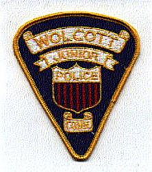 Wolcott Junior Police Patch (CT)