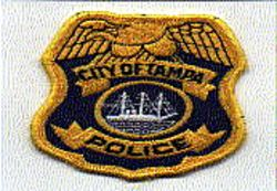 Tampa Police Patch (FL)