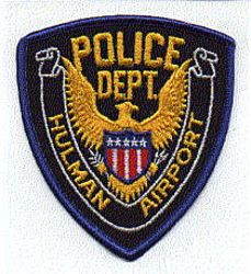 Hulman Airport Police Patch (IN)