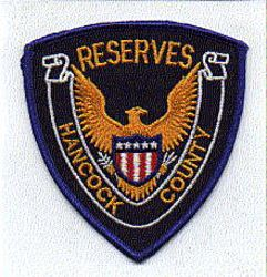 Hancock Co. Reserves Patch (TN)