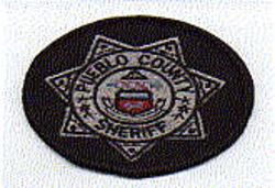 Sheriff: CO, Pueblo Co. Sheriffs Dept. Patch