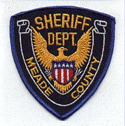 Sheriff: KS, Meade Co. Sheriffs Dept. Patch