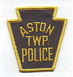 Aston Twp. Police Patch (PA)
