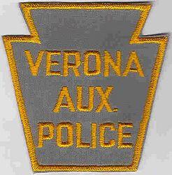 Verona Aux. Police Patch (PA)